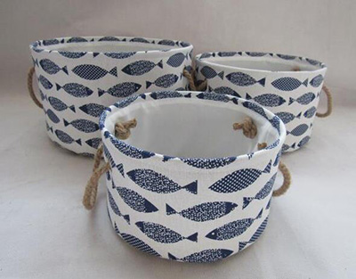 storage basket,canvas basket,gift basket