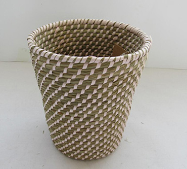 storage basket,fruit basket,made of sea grass